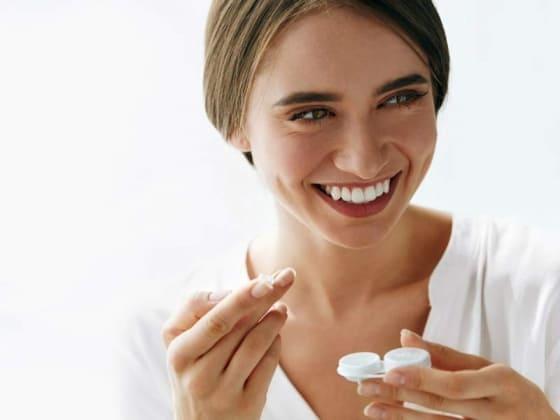 Что вы могли не знать о контактных линзах