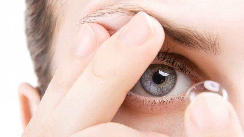 Ваши первые контактные линзы