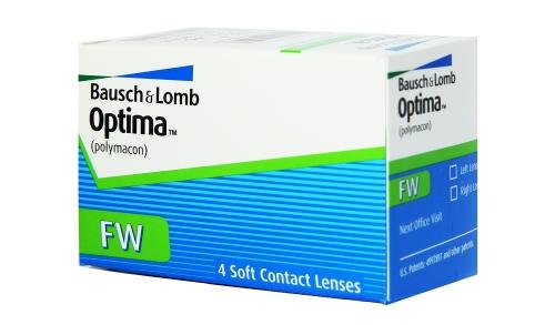 Контактные линзы Bausch+Lomb OPTIMA FW