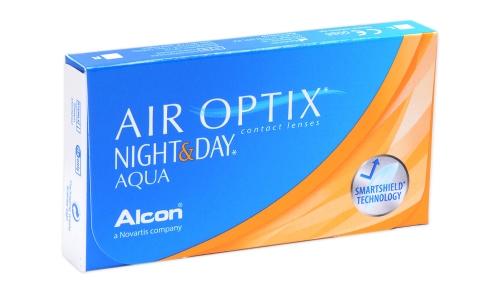Контактные линзы ALCON AIR OPTIX NIGHT & DAY